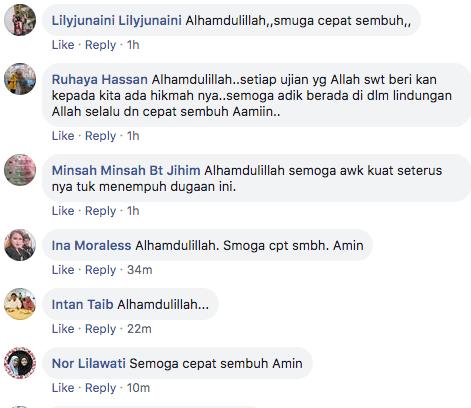 Zikir 100 Kali Sehari, Baca Al-Quran, Wanita Hidap Kanser Titip Pesan Makin Sembuh