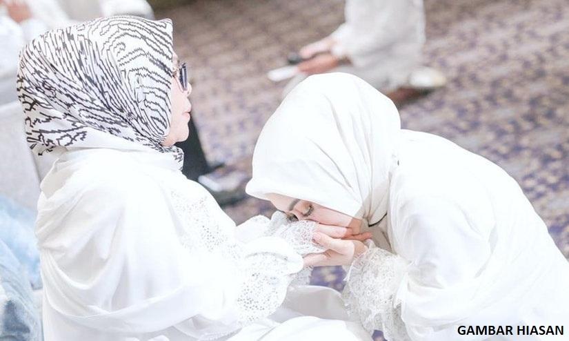 Benarlah, Doa Ibu Tiada Hijabnya