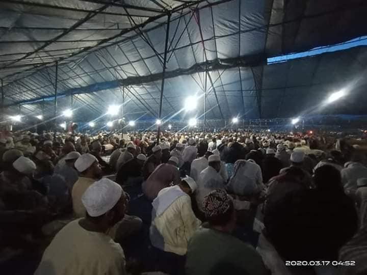 Rakyat Malaysia dipercayai sertai perhimpunan tabligh di Sulawesi