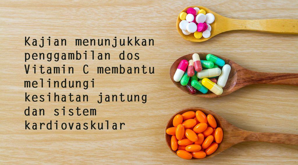 Vitamin C Dan Penyakit Jantung Koronari